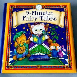 5 minute Fairytales